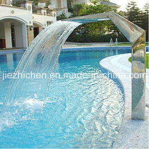 Pool Waterfalls Water Curtain