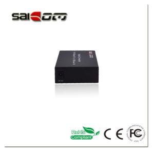 10/100m, SingleMode Dual Fiber, 1550nm(DFB), 100km, Fiber Media Converter pictures & photos