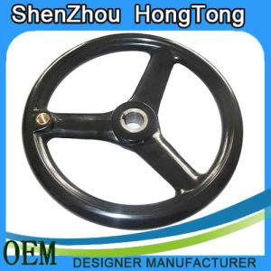 Three-Spoke Bakelite Handwheel for Machine pictures & photos
