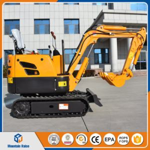 Ce Approved 800kg Mini Excavator Digging Machine for Sale pictures & photos