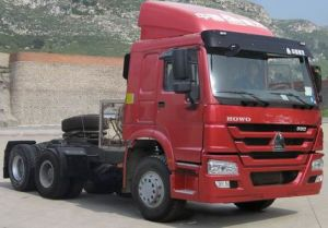 Sinotruk HOWO 6X4 Tractor Truck for Sales Cheap pictures & photos