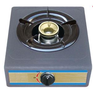 80mm Single Burner Epoxy Panel Gas Stove