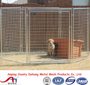 6FT Lowes Dog Kennels and Runs, Wire Mesh Dog House pictures & photos