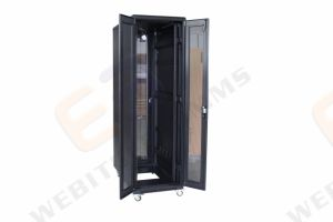 19′′ Network Cabinet with Wave Perforated Door pictures & photos