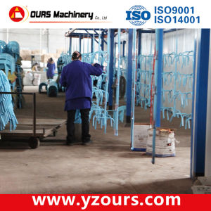 Metal Pipe Powder Coating Production Line, Painting Line pictures & photos