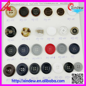 Plastic Buttons for Ladies Coats pictures & photos