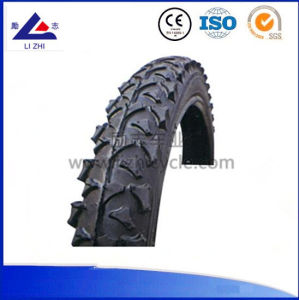 Black Rubber Wheel Tire Tyre for Bicycle Bike pictures & photos