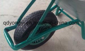 Heavy Duty Wheelbarrow for Europe Market, Ireland Wb6414t pictures & photos