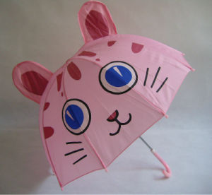 OEM Bew Cute Polyester Children Umbrella pictures & photos