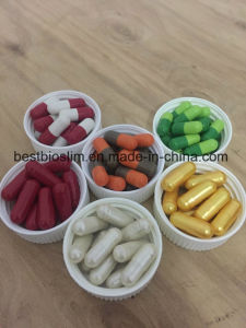 OEM Gold Slimming Pills Private Label Lida Weight Loss Capsules pictures & photos