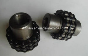 Standard Pitch Industrial Roller Chain Coupling pictures & photos