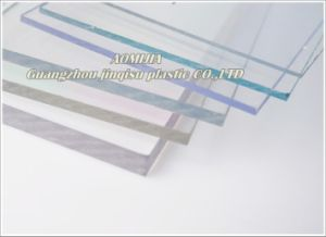 Hot Sale Decoration Polycarbonate Solid Sheet (S31)
