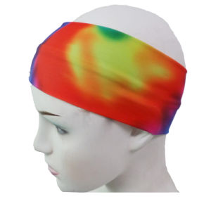 Lycra Sports Head Band, Sports Head Band (HB-01) pictures & photos