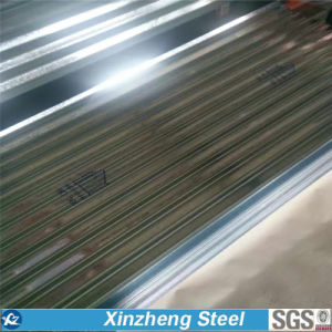Hot Dipped Galvanized Corrugated Roofing Sheet with Good Price pictures & photos