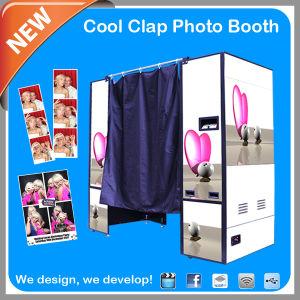 New OEM Designed Digital Vending Photo Booth