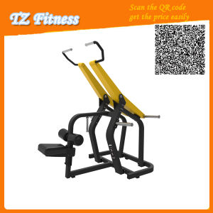 Pull Down-Tz-6063/Plate Loaded Gym Equipment / Hammer Strength Fitness Equipment pictures & photos