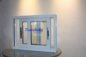 "4""Width Frame High Quality Aluminum Sliding Window and Door for Australia/USA Market pictures & photos"