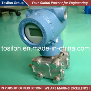 Differential Pressure Type Water Pressure Transmitter for Boiler pictures & photos