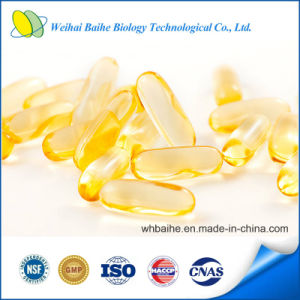 GMP Omega 3 Fish Oil Capsule OEM pictures & photos