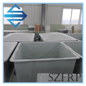 GRP Fish Tank Hand-Lay up Fish Tank FRP Fish Tank 1745*1515*886 pictures & photos