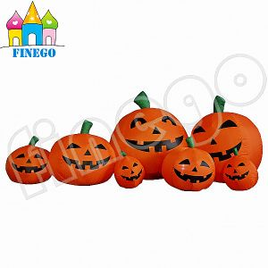 Halloween LED Spirit Festival Customized Inflatable Pumpkin Lamp Decoration Light pictures & photos