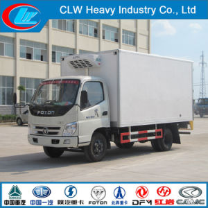 Foton Refrigerator Truck Good Price Refrigerated Truck Truck Freezer Truck pictures & photos