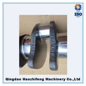 China OEM 4jj1 Engine Crank Shaft 4jj1 Crankshaft pictures & photos