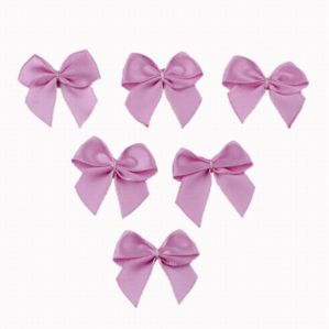 Polyester Satin Ribbon Bow pictures & photos