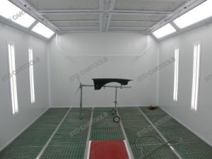 Btd 7600 Spray Paint Booth (CE, Spray Booth, 2 Years Warranty Time) pictures & photos