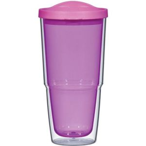 Double Walls PC Tumbler Acrylic Tumbler Juice Tumbler pictures & photos