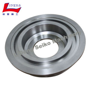 China High Precision Stainless Steel Casting Parts and Machinery CNC Part (CA007)