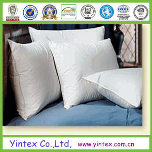 White Duck Down Standard Size Pillow pictures & photos