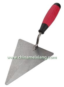 10′′ Triangle Trowel, Plaster Trowel, Brick Trowel (MX9033) pictures & photos