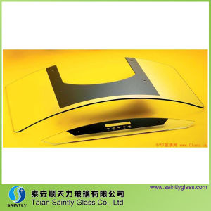 Supplier of Precision Machined Range Hood Glass pictures & photos