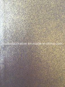 Various Metallic Melamine Decorative Paper Printed in Different Color, Can Be Customized, Laminated Paper for MDF, HPL pictures & photos