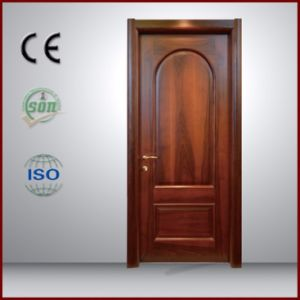 China Alibaba Interior Wood Door Door Lock Wood Door pictures & photos
