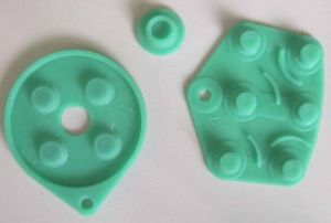 Custom Silicone Rubber Cover Pad Gasket pictures & photos