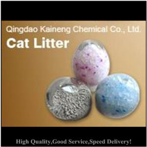 Cat Litter (silica gel, bentonite) pictures & photos