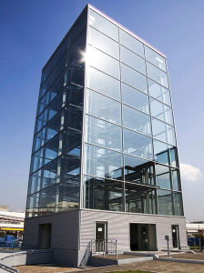 PCS Vertical Lifting Parking System---Tower Parking pictures & photos
