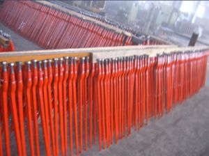 Farm Machinery Front Tube for Tines/ Loader pictures & photos
