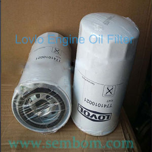 Engine Air/Oil/Feul/Hdraulic Oil Filter for Lovol Fr75-7, Fr220-7 Excavator/Loader/Bulldozer