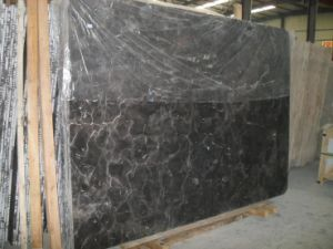Polished Marble Slabs Dark Emperador pictures & photos