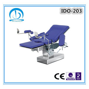Ce ISO Approved Full Electric Operation Table pictures & photos