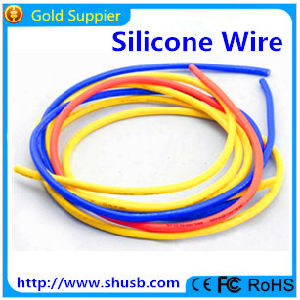 13 AWG Heatproof Rubber Insulated Tin Copper Silicone Cable