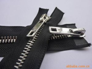 Black Style Big Teeth Metal Zipper Slider pictures & photos