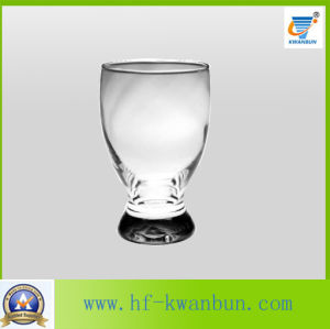 Glass Cup Glassware Champagne Glass Cup Kitchenware Kb-Hn0311 pictures & photos