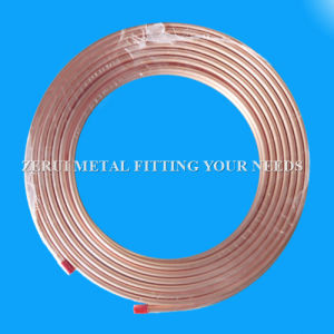 30m Flexible Copper Pipe for Water and Gas pictures & photos
