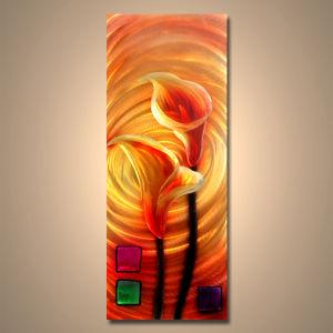 Metal Art New Design Modern Painting Art