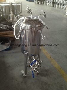 Stainless Steel Cooling Jacket Beer Fermentation Tank pictures & photos