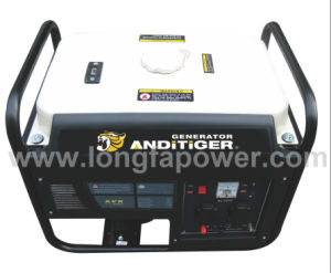 Locin Type 7.0 HP Gas Powered Portable Generator pictures & photos